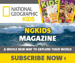 National Geographic Kids Magazine - Subscribe Now