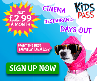 Kids Pass Cinema Restaurants days out