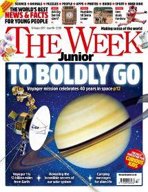 The Week Junior magazine for kids aged 7-13