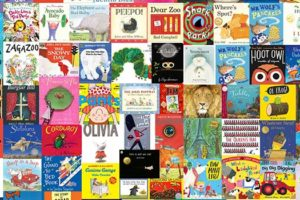 100 pictures books for EYFS to read before you are five years old