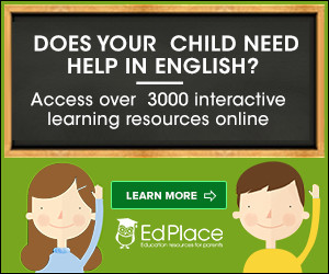 EdPlace English resources and learning resources online