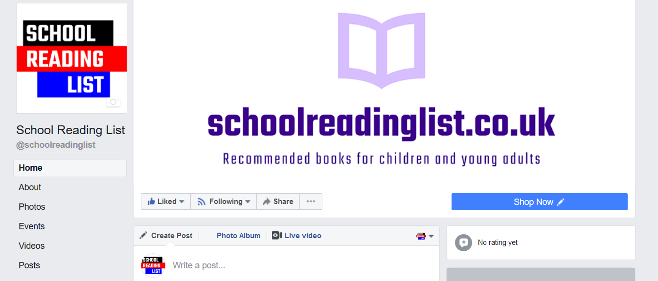 Best books for children on Facebook