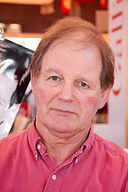 Michael Morpurgo. Children's writer of books for KS1, books for KS2 and books for KS3.