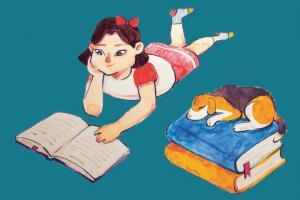 The Girl Who Learned All the Languages of the World