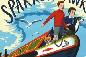 Voyage of the Sparrowhawk by Natasha Farrant.