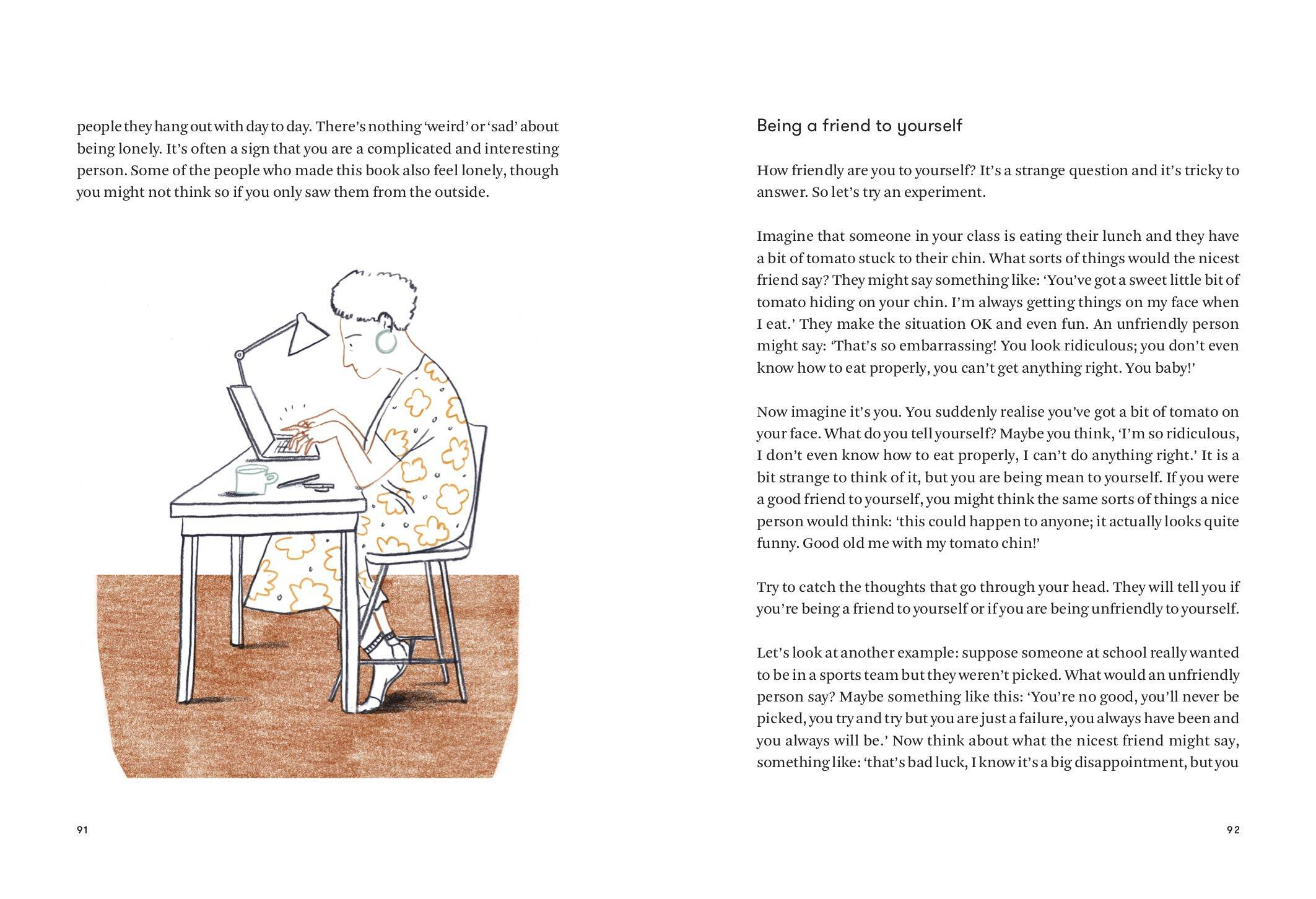Happy, Healthy Minds by The School of Life spread 4