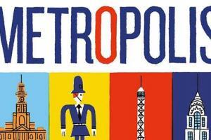 Metropolis by Benoit Tardif cover ft