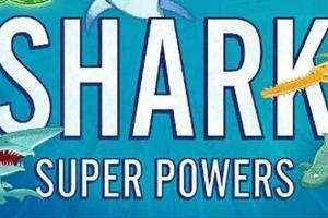 Shark Super Powers cover