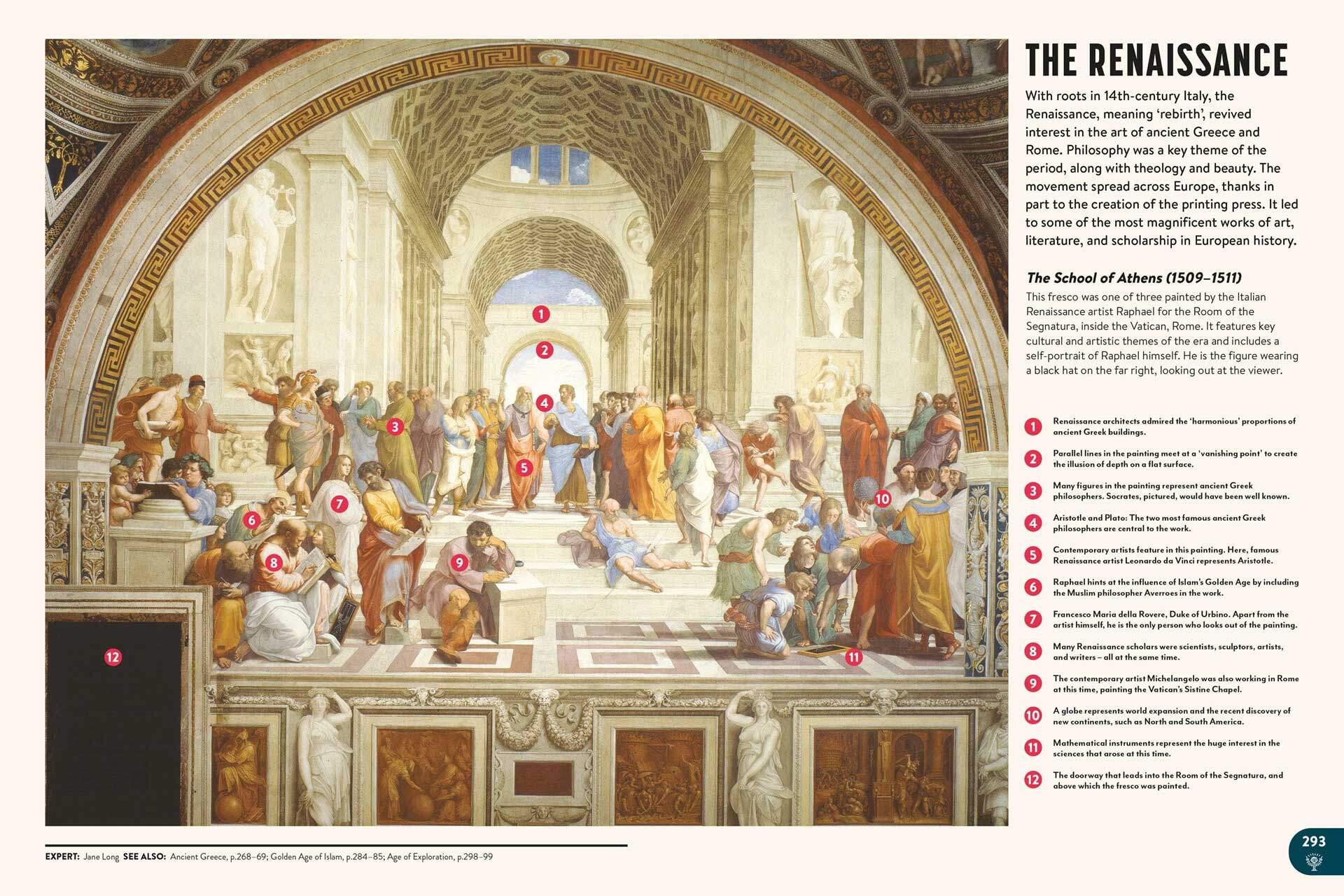 Britannica All New Children's Encyclopedia spread 5