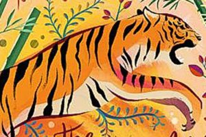 The Time Traveller and the Tiger by Tania Unsworth