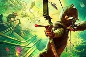 Robin Hood: Piracy, Paintballs & Zebras