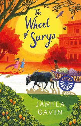 The Wheel of Surya by Jamila Gavin