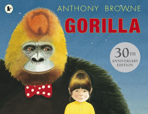 Gorilla by Anthony Browne - an engaging book for more confident year 2 readers