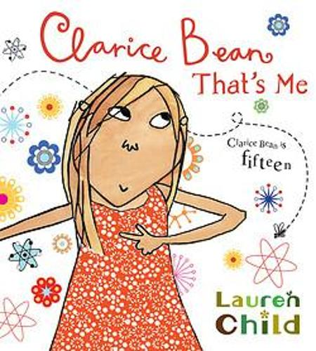 Clarice Bean, That's Me by Lauren Child
