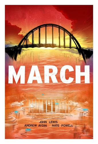 March Trilogy by Andrew Aydin