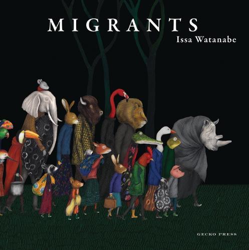 Migrants by Issa Watanabe