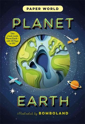Paper World: Planet Earth by Ruth Symons