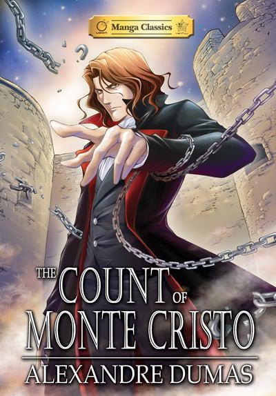 The Count of Monte Cristo: Manga Classics by Alexandre Dumas