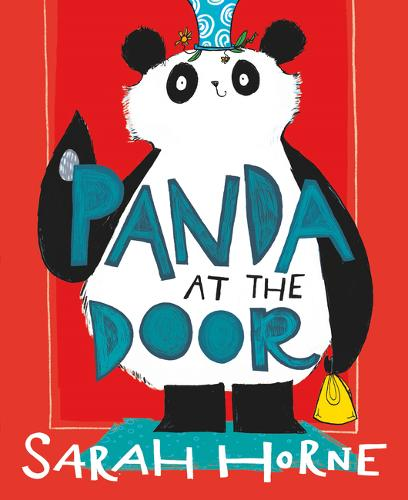 Panda at the Door by Sarah Horne