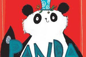 Panda at the Door by Sarah Horne