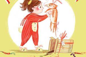 Rita's Rabbit by Laura Mucha and Hannah Peck