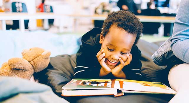 Books for KS1 children aged 4-7
