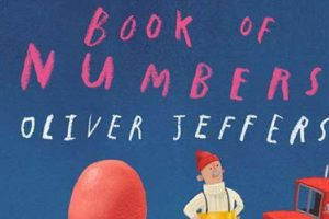Book of Numbers by Oliver Jeffers