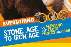 National Geographic Everything Stone Age ft